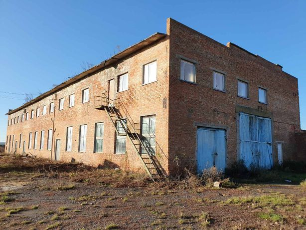 Продаж або оренда виробничого приміщення склад, коммерческая,помещение