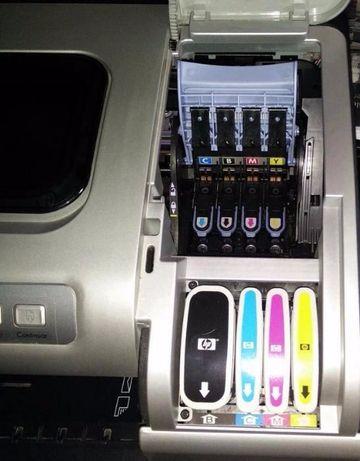 Impressora A3 HP Inkjet 2800