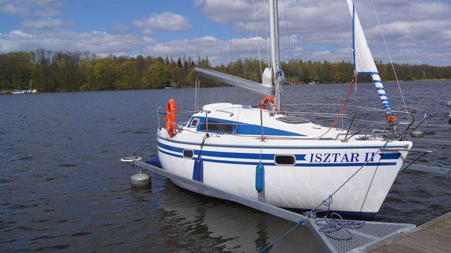 Czarter Jachtu Pegaz 696