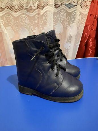Зимові ортопедичні  ботинки 28р