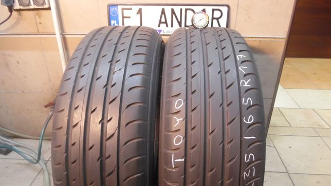 2szt. 235/65R17 TOYO Proxes T1 Sport SUV , letnie , ładne , ANDAR