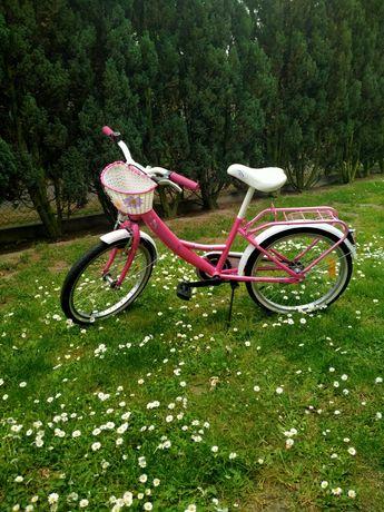 Rower dla dziewczynki 20' okazja!