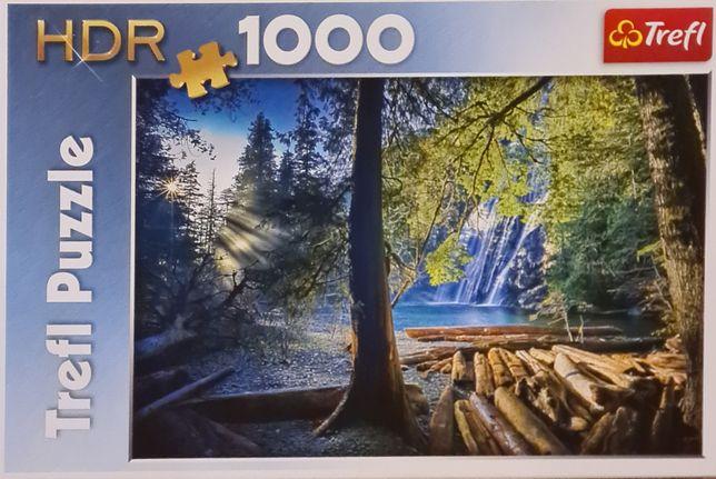 Puzzle 1000 elementów Trefl