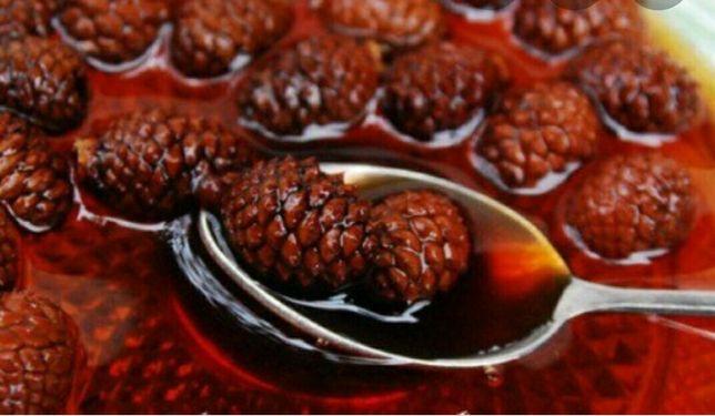 Хвойный сироп при кашле, варенье из грецких орехов для иммунитета