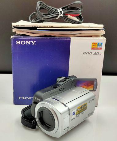 Kamera Sony DCR-SR36 HDD 40GB. Lombard Łódź Cieszkowskiego 7.