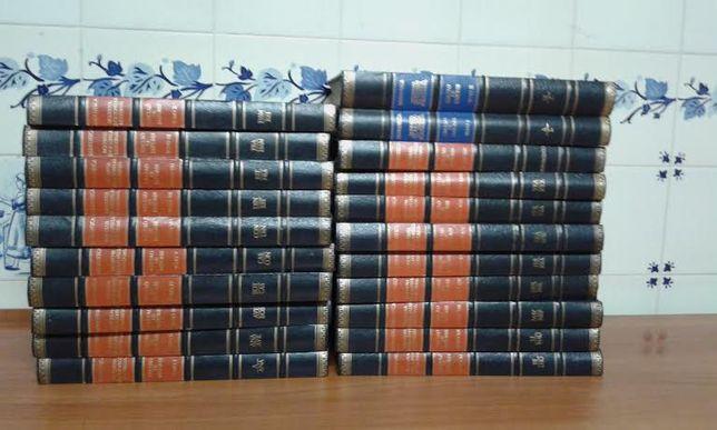 Enciclopédia universal do circulo de leitores 19 volumes
