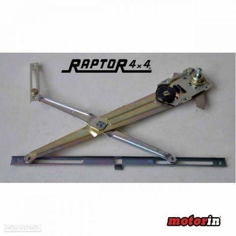 """Regulador de Vidro Manual Direito """"Raptor 4×4"""" Samurai"""