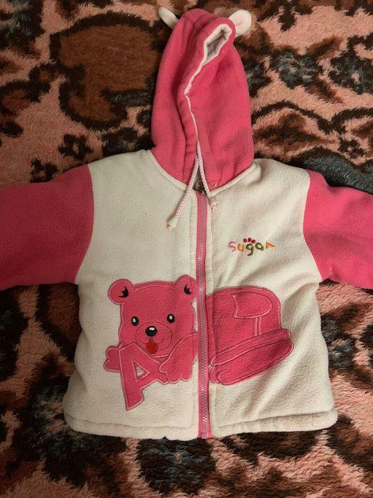 Курточка на девочку Бровары - изображение 1