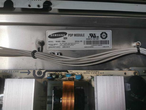 Plasma Samsung modelo PS42D5S