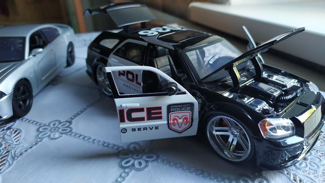 Dodge Jada Toys 1:24