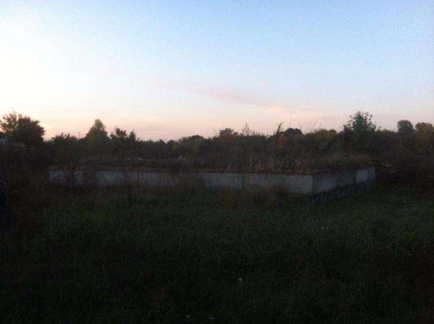 Продам или обменяю участок в Кривушах, 0,18га с фундаментом, подвалом