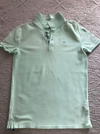 Tshirt polo ZARA