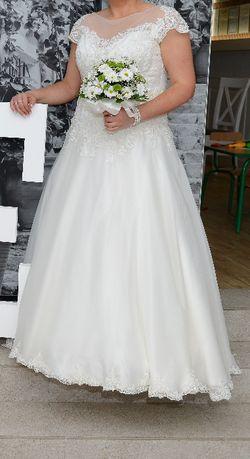 Twoja Suknia Ślubna - większy rozmiar.
