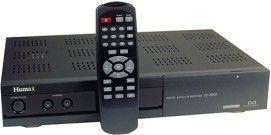Цифровой ресивер (ТВ-тюнер) Humax digital satellite receiver F1-VA