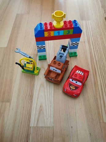 Lego Duplo 10600 Cars Auta