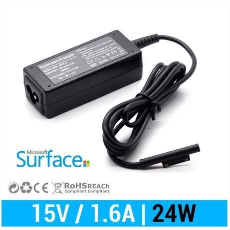 Carregador Microsoft Surface PRO 4 M3 15V 1.6A 24w