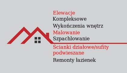 Usługi ogólnobudowlane ELEWACJE