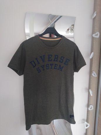 T-shirt męski diverse S