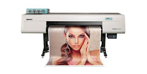 Druk wielkoformatowy UV do wnętrz, tapeta, baner, naklejki, drukarnia