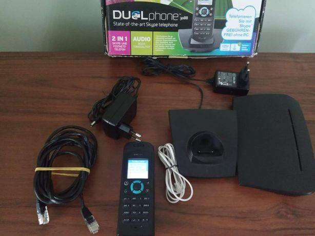 Скайп телефон Dualphone RTX3088