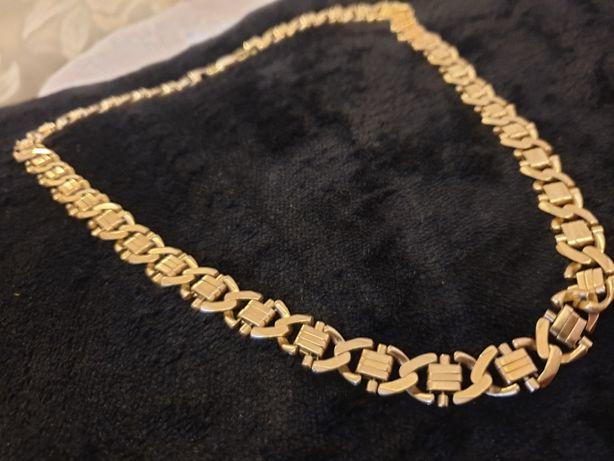 Złoty łańcuch bizantyjski 14K 100g