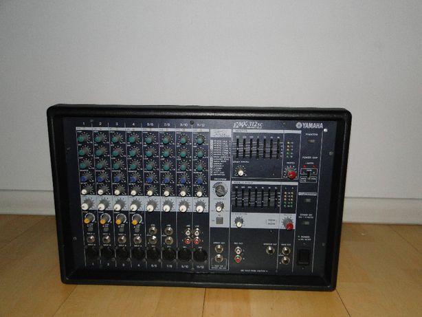 Profesjonalny Powermixer YAMAHA EMX 312SC.Okazja.Efekt.2 x 300W.Tanio