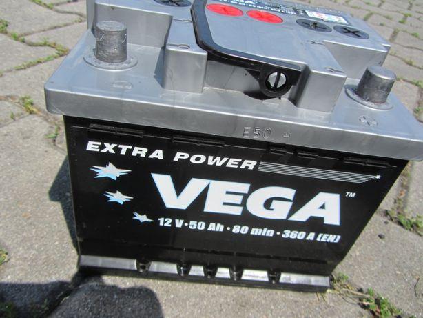 Akumulator Vega 50Ah 360A P+ 12V