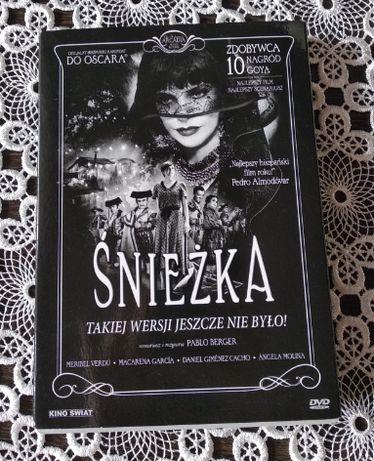 """Pablo Berger """"Śnieżka"""" DVD film hiszpański"""