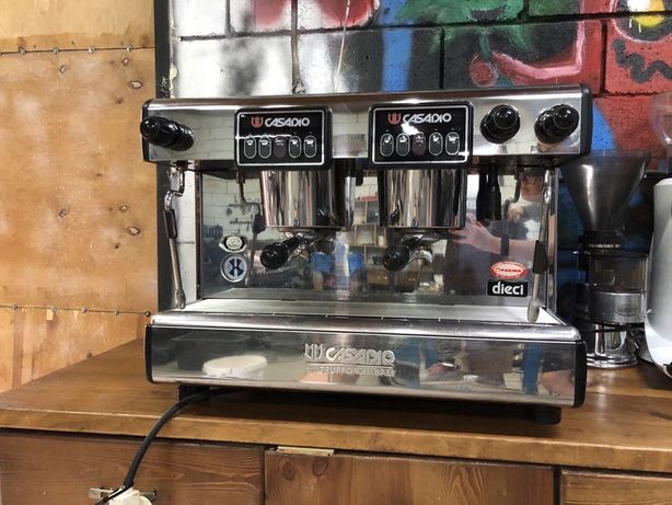 Кофеварка, кавоварка CASADIO DIECI