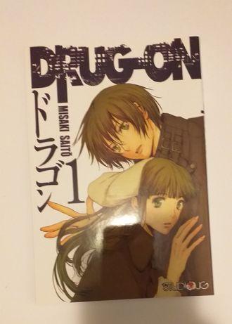 Manga Drug-on tom 1
