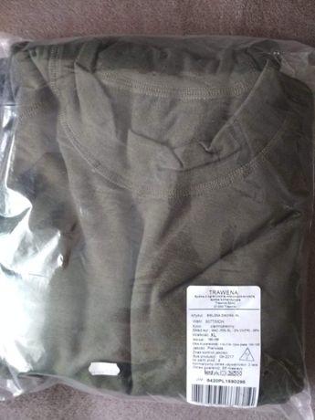 Bielizna zimowa komplet koszulka kalesony MON 507T XL