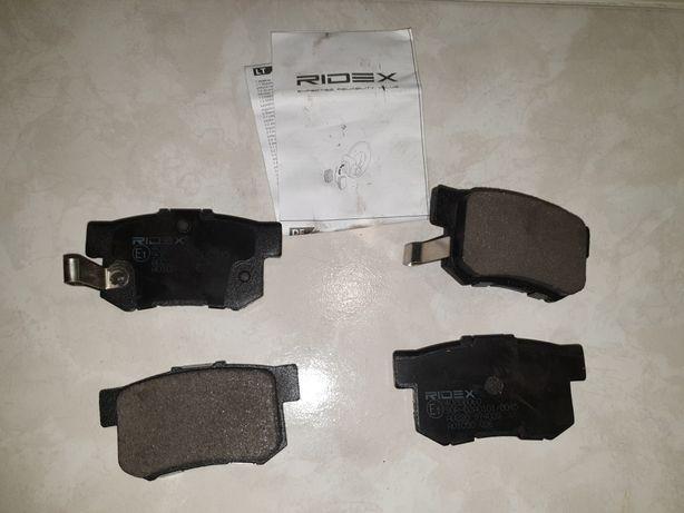 Pastilhas de Travão Discos Traseiras Honda Civic IX 1.4 i-vtec 12/02