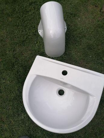 Umywalka łazienkowa z osłoną