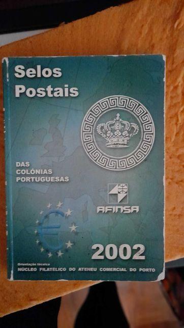 Catálogo de Selos Afinsa 2002 - Colónias Portuguesas