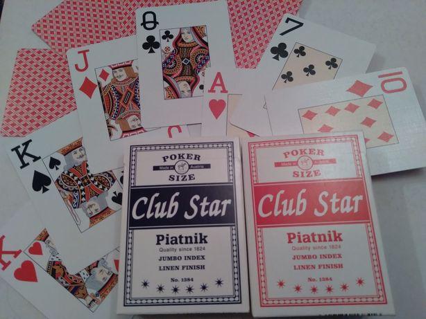 Качественные игральные карты.