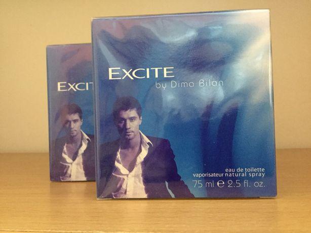 Продам Туалетную воду Excite by Dima Bilan