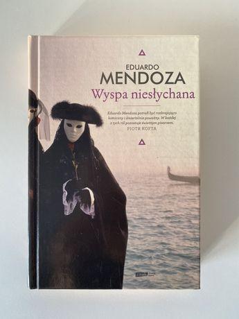 Eduardo Mendoza Wyspa niesłychana