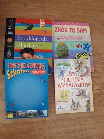 EDUKACJA Encyklopedie dla dzieci i nie tylko