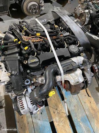 Motor PSA 1.6HDI 110cv 9hy
