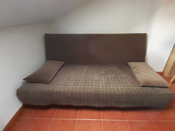 Sofá cama Beddinge Ikea Verde