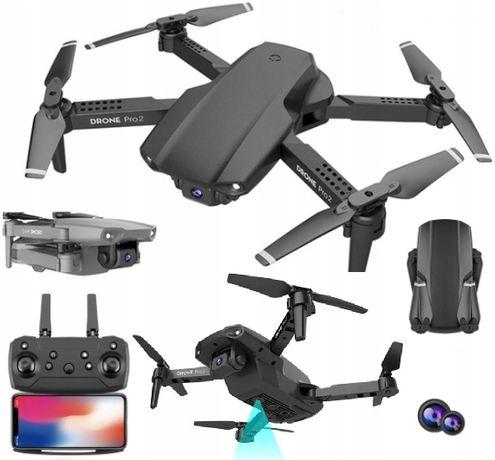Edycja LIMITOWANA Dron E99 PRO 2 Kamery 4K WiFi HD