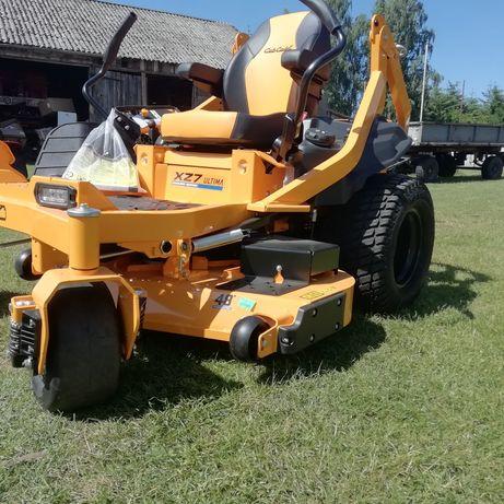 traktor cub cadet XZ7L127 Ultima 24 KM 2 CYLINDRY
