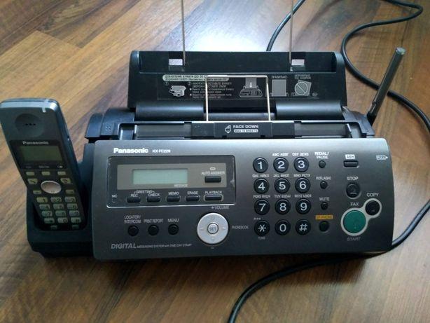 Факс Panasonic KX-PC228