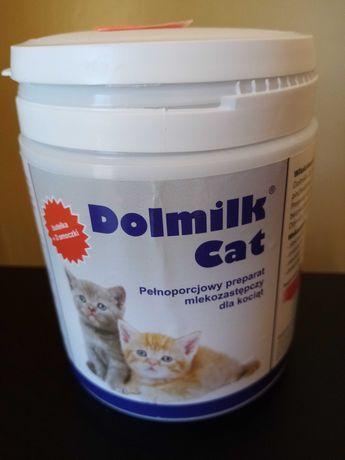 Mleko dla małych kotków