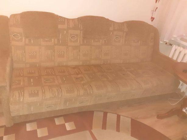 Oddam za darmo - kanapa i dwa fotele