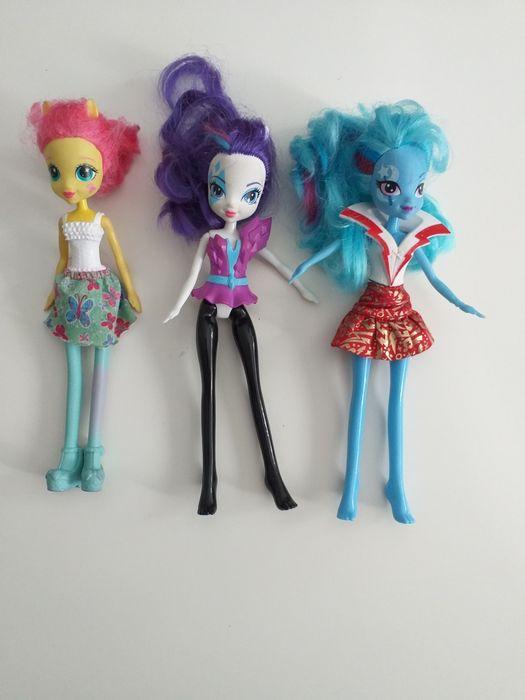 Zestaw lalek Barbie i My Little Pony+gratis gra na komputer Barbie Ostrów Wielkopolski - image 1