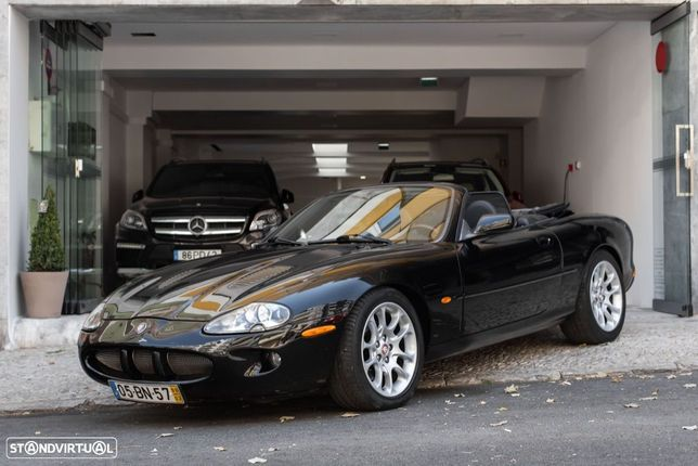 Jaguar XK XKR 4.0 Convertible