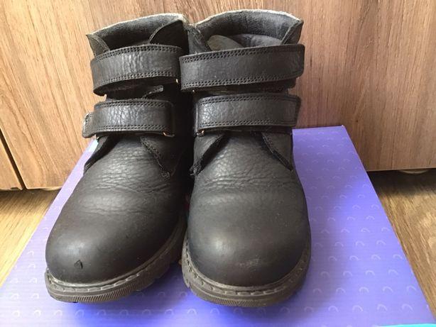 Демисезонные детские ботинки Theo Leo
