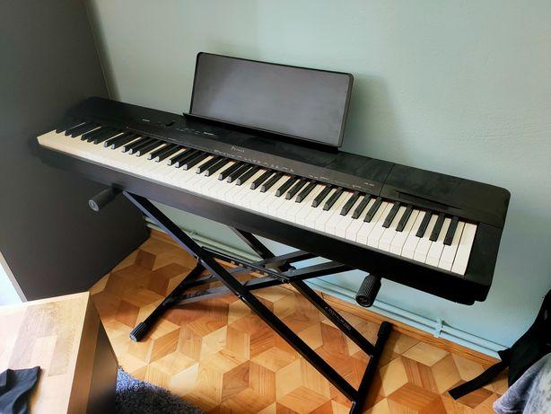 Pianino cyfrowe Casio Privia PX-160 z podstawą