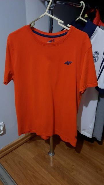 4f koszulka t-shirt męska rozmiar L